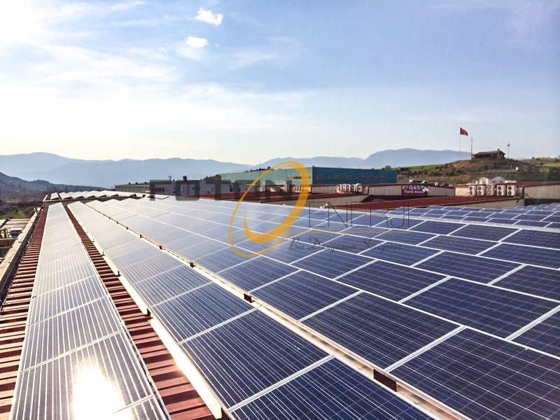 Safranbolu enerji sistemi 701KW